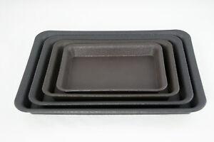 4 Mix Rectangular Plastic Humidity Tray For Bonsai Tree 7 8 5 10 25 11 75 Ebay