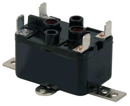 ZORO SELECT 6ACH9 Enclosed Fan Relay,SPST,208//240V Coil