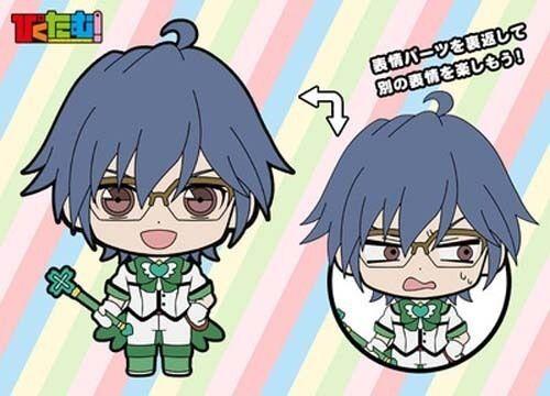 Cute High Earth Defense Club Love Kimegawa Atsushi Picktam Phone Strap