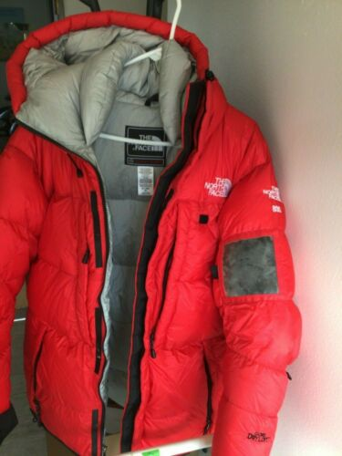 North Face Summit Series Parka