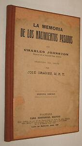 1900c-LA-MEMORIA-DE-LOS-NACIMIENTOS-PASADOS-REENCARNACION-CHARLES-JOHNSTON