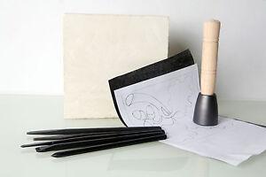 Stone-Carving-039-Oak-Leaf-039-Kit-11-Piece-Full-Set