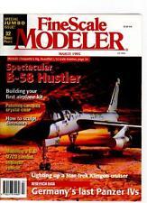 FINE SCALE MODELER MAGAZINE - March 1995