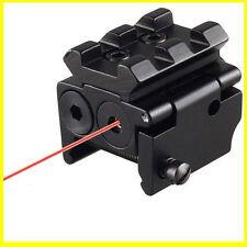 Free Shipping Red Laser Beam Dot Sight Scope for Gun Pistol Picatinny Mounts