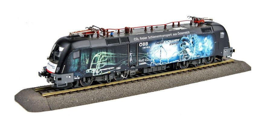 Railad Taurus-RAIL Power Zero - 182 027-2 ÖBB m. DSS Limited Edition 239/350