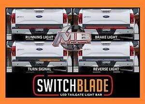 Putco 91009 60 switchblade led tailgate light bar silverado 1500 image is loading putco 91009 60 switchblade led tailgate light bar aloadofball Gallery