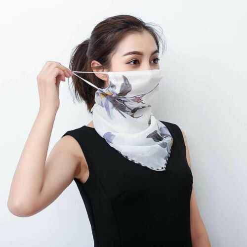 2020 Hot sell mouth mask Lightweight Face Mask scarf Sun Protection Mask