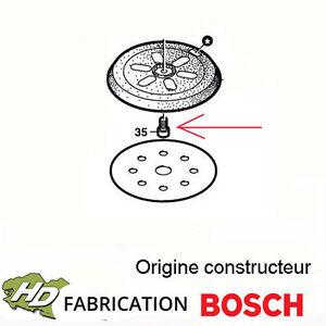 Vis Cyl Six Pans Creux Chc Bosch 2603414062 Pour Pex 12a Haut Niveau De Qualité Et D'HygièNe