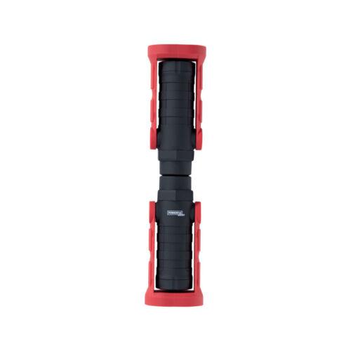 LED Akku Arbeitsleuchte Stableuchte ausziehbar Mini Taschenlampe Powerfix