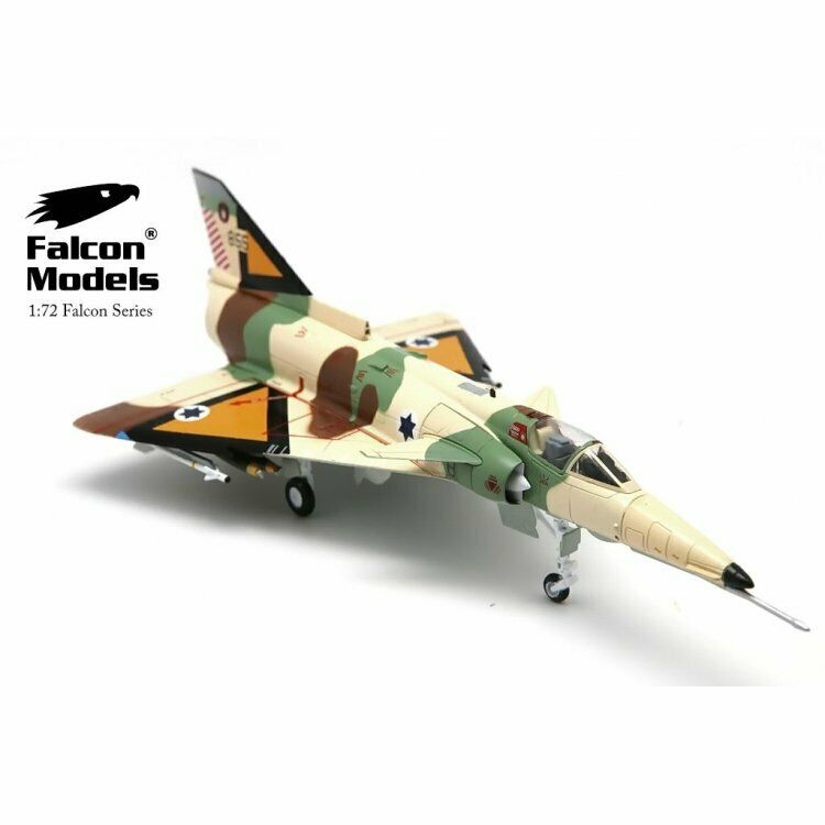 Falcon Models FA729004 IAI Kfir C.2 IDF AF 101st (1st Fighter) Sqn 1 72 Metall