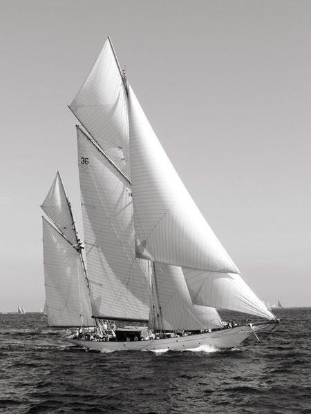 Anonymous  Classic Sailboat bastidor de cuña - imagen imagen imagen Barco vela NAVEGAR A 0b9ffa