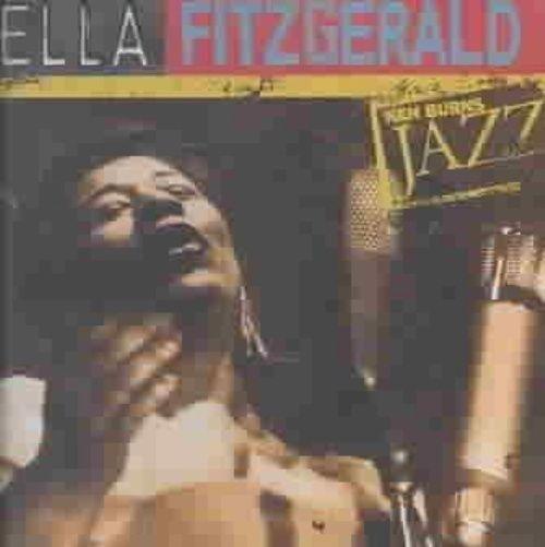 Ken Burns Jazz by Ella Fitzgerald (CD, Nov-2000, Verve)