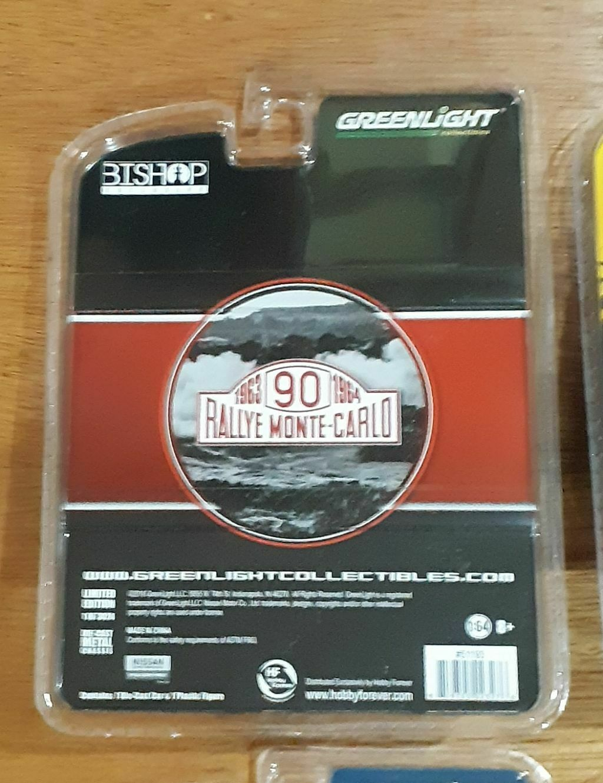 GREENLIGHT BISHOP EXCLUSIVE EXCLUSIVE EXCLUSIVE DATSUN 510 (4pcs) MONTECARLO,PENNZOIL,CALTEX,CHEVRON a3bde1