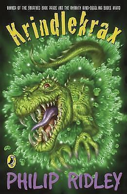 1 of 1 - Ridley, Philip, Krindlekrax, Very Good Book