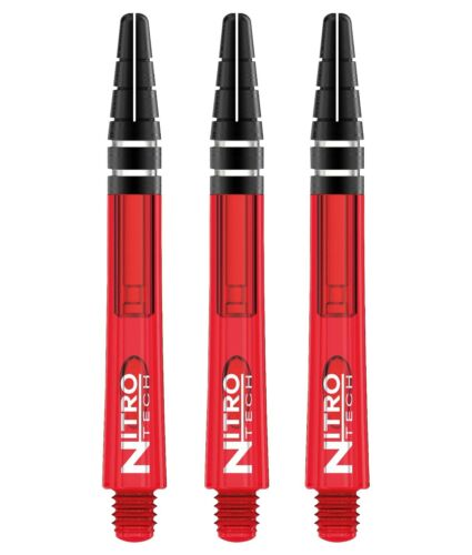 9 stems in total 3 sets per pack RED DRAGON NITROTECH DART SHAFTS