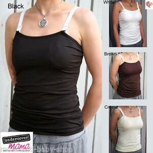 Kleidung & Accessoires Stillmode Undercover Mama Stillen Mutterschaft Still-bh Tank Top Hemd Unterhemd Entlastung Von Hitze Und Sonnenstich