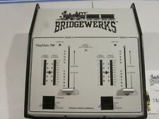 BRIDGEWERKS MAG-MATE 200 CONTROLLER UNIT - WORKS WELL WITH LGB