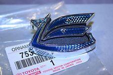 Toyota Celica Blue Dragon Emblem 1971 1972 Vintage - Brand New Genuine OEM Part