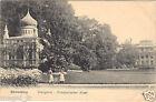 67 - cpa - STRASBOURG - L'Orangerie