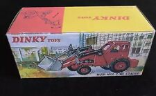 Dinky 437 Muir-Hill 2-WL Loader Empty Repro Box Only