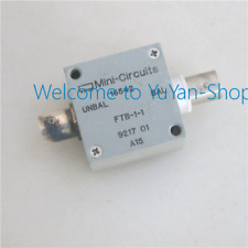 Mini Circuits Ftb 1 1 02 500mhz Rf Bnc Rf Coaxial Transformer T842 Ys