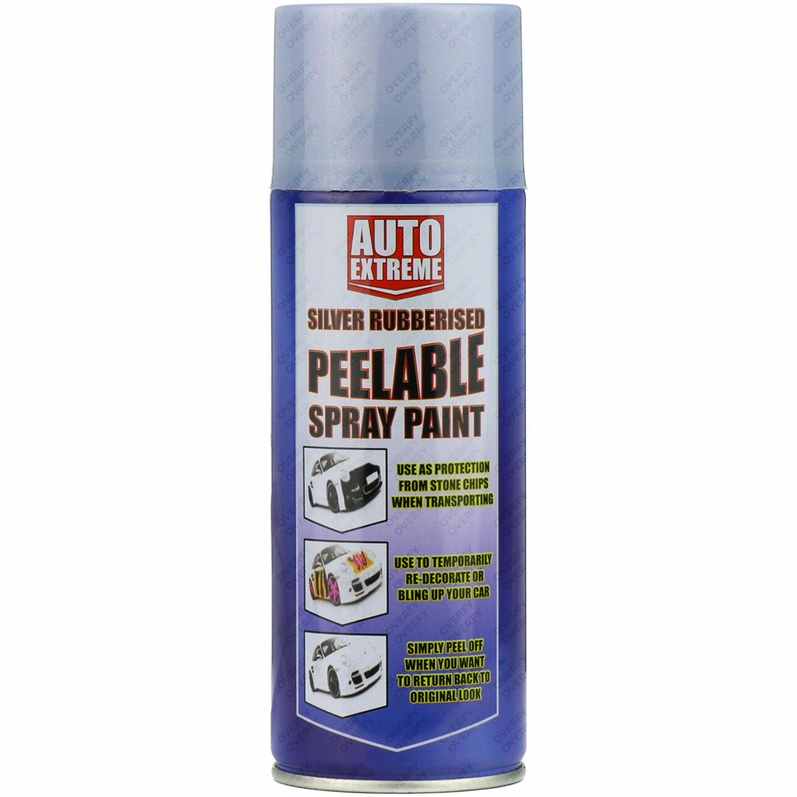Auto Extreme Aerosol Spray Paint Satin Gloss Matt Primer Peelable Galvanised 400 Ebay