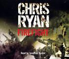Firefight by Chris Ryan (CD-Audio, 2008)