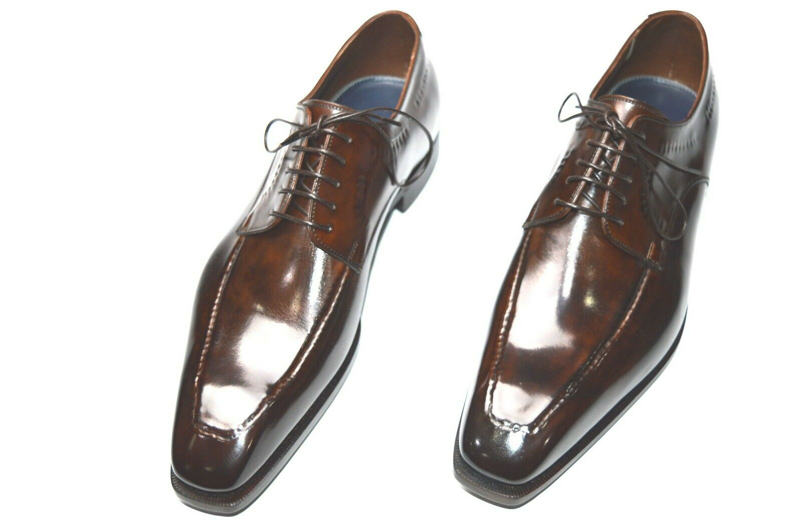 Nuevo Vestido SANTONI Edición Limitada Zapatos Talla nos 10 (Led10)