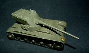 DINKY-TOYS-80c-Char-AMX-Made-in-france-Meccano
