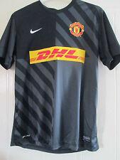 Manchester United DHL Formación Camiseta De Fútbol Grande/40233
