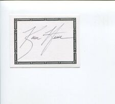 Karen Hesse Out Of The Dust Author Newbery Medal Signed Autograph Bookplate