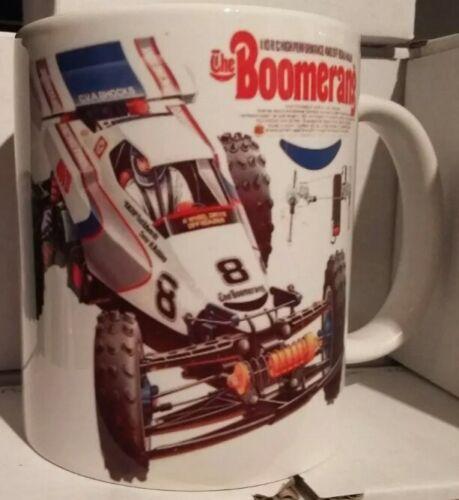 TAMIYA BOOMERANG Mug