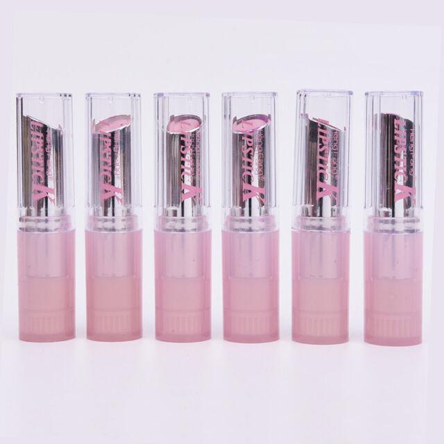 Magic Lipstick/Kussechter Lippenstift Lip Balm Farbwechsel Stift Rosa.DE 20 R9L5