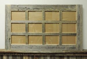 image is loading new rustic farmhouse barnwood reclaimed multi 12 picture
