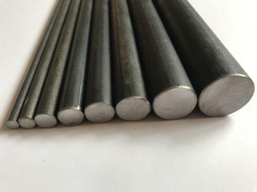EN16T Steel 10mm diameter 305mm long Milling Turning.