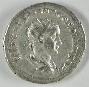 42299) Gordianus Iii, 238-244, Ar Antoninian, Rome, Sear 8627, Ric 3, Ss-afficher Le Titre D'origine Prix ModéRé