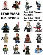 Star Wars Minifigure Clone Lego & Custom Minifigures Mini Figure BUY 3 & 1 FREE