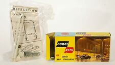Corgi Kits 606 'Corgi Lamp Standards'. Unmade. Boxed. Original 1960's