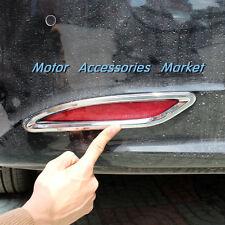 New Chrome Rear Fog Light Cover Trim For Hyundai Sonata  2011 2012 2013