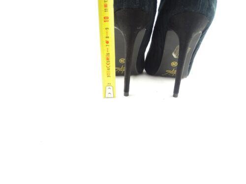 Tonzi Num A Spillo 39 Stivali Donna Tacco Scarpe Sergio ZwPRfpqR
