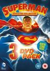 Superman Kids Triple (DVD, 2013, 3-Disc Set)