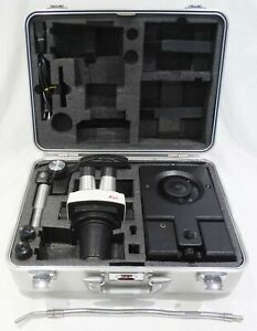 GIA-Gem-Instruments-Stereo-Zoom-Portable-Lab-AS-IS