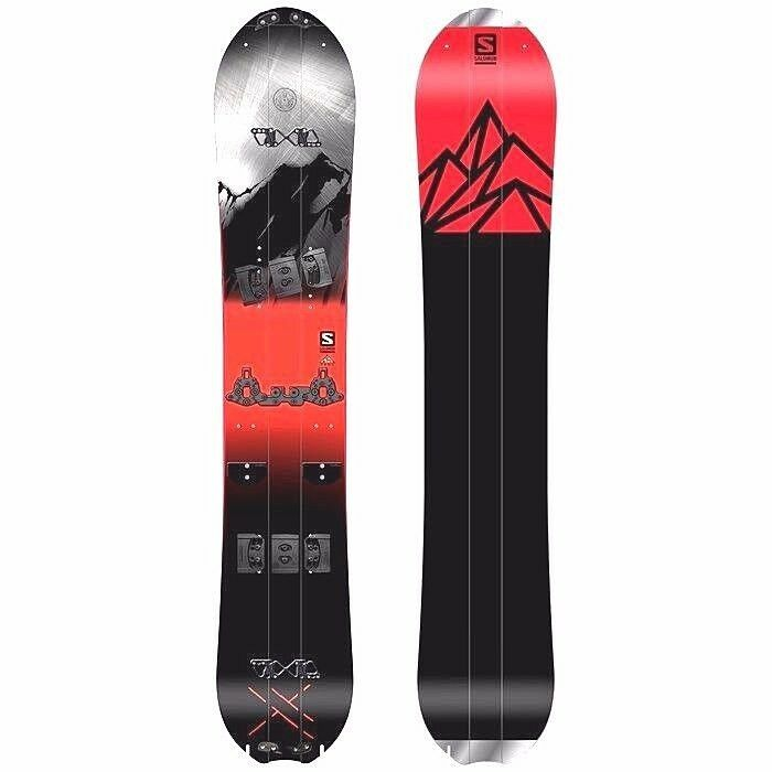 SALOMON PREMIERE SPLIT SNOWBOARD -- MEN'S -- SIZE  163CM --- BRAND NEW