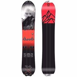 SALOMON PREMIERE SPLIT Snowboard Men's Size: 163Cm