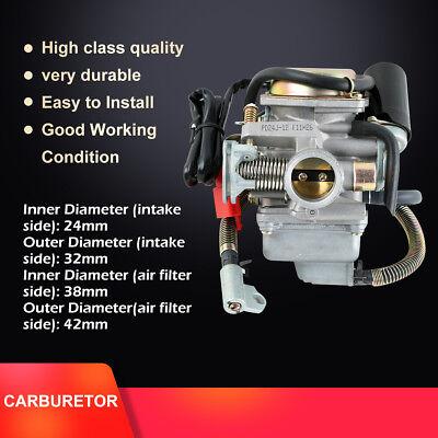 4 STROKE GY6 110CC 125CC 150CC CARB BUGGY GIO BIKES 150 GT TWISTER HAMMERHEAD TJ