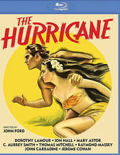 The Hurricane (1937) [Blu-ray] DVD, Raymond Massey, Thomas Mitchell, Mary Astor,