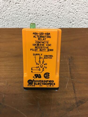 OEM Diversified Electronic ARA-120-ABA Alternating Relay