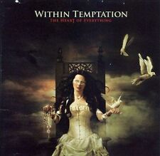 WITHIN TEMPTATION - The Heart of Everything CD ( 2007, Roadrunner Records )