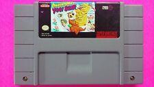 Adventures of Yogi Bear (Super Nintendo SNES, 1994) Game Only!
