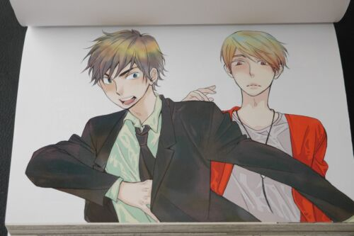 Omamori Shimasu Doko-mademo JAPAN Junko Yaoi,Boy/'s Love manga